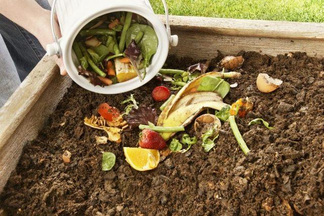 Как самостоятельно организовать компост